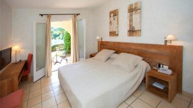 double de luxe avec terrasse privée
